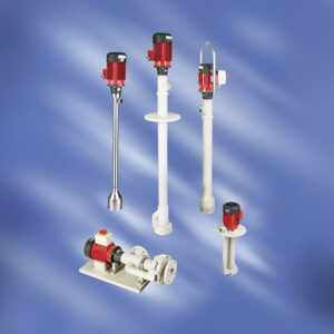 Flux Centrifugal Immersion Pumps